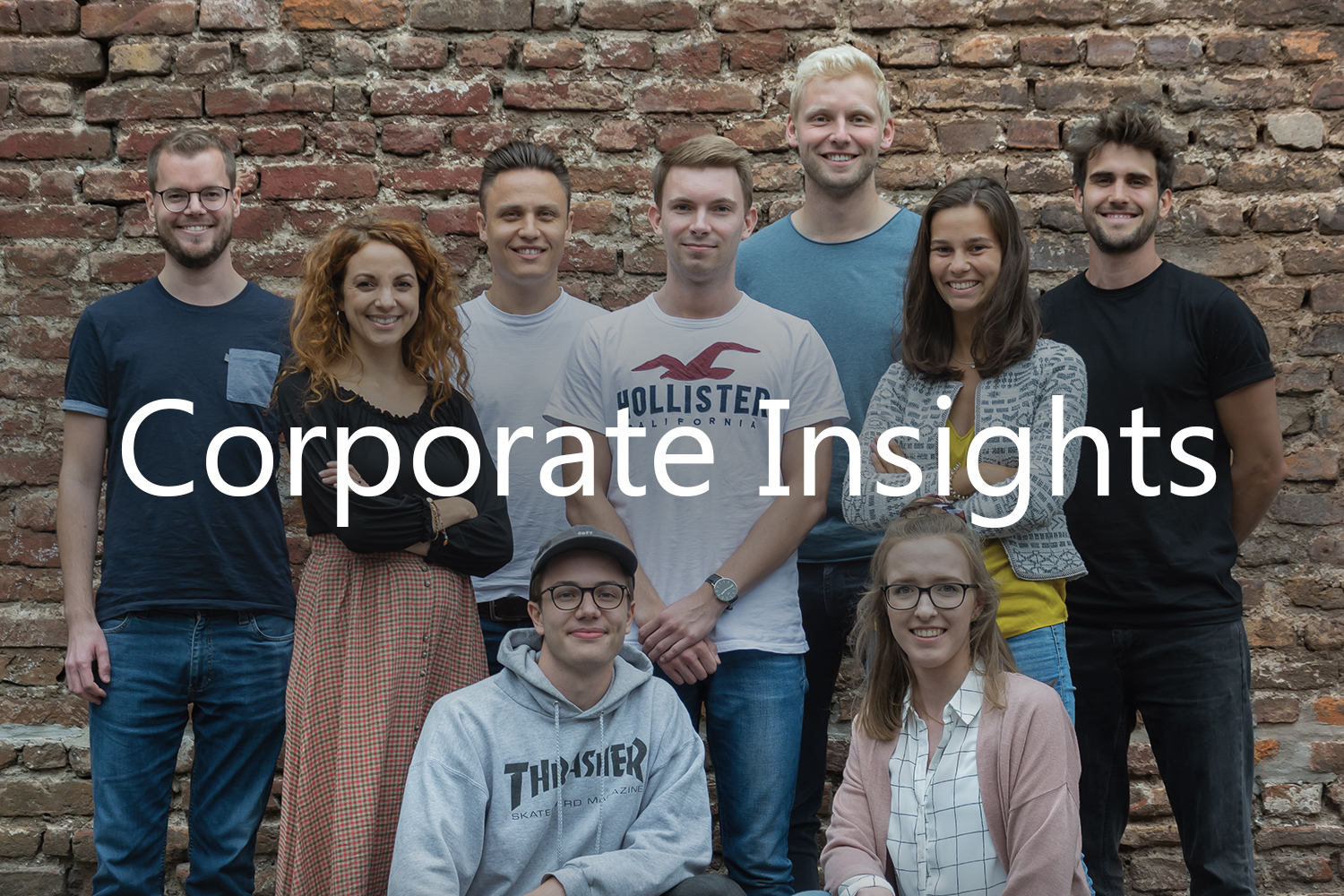 Corporate Insight und Team von goFLUX