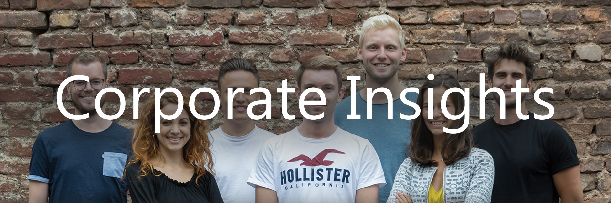 Corporate Insights und Team von goFLUX