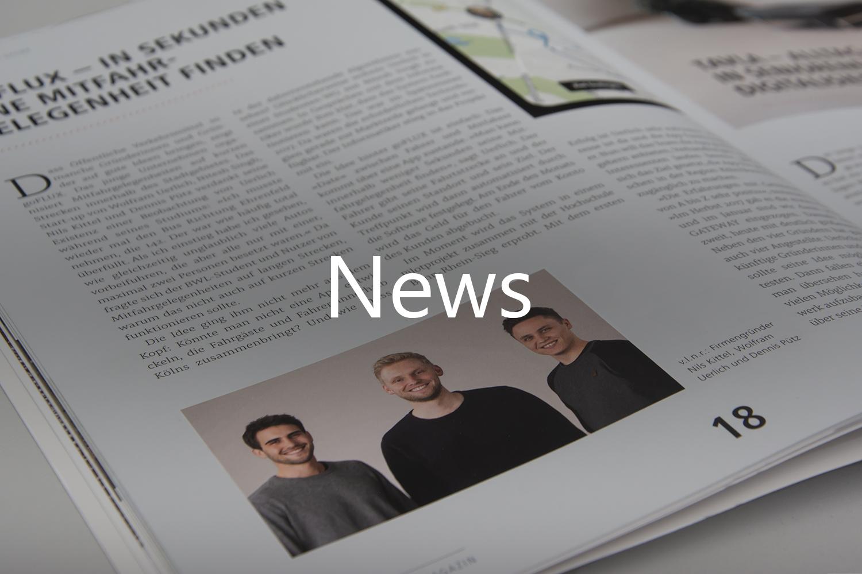 Neuigkeiten und Presse über goFLUX