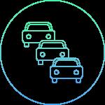 Mobilitätskonzept reduziert Staus