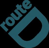 Logo route D; Registrierung route D