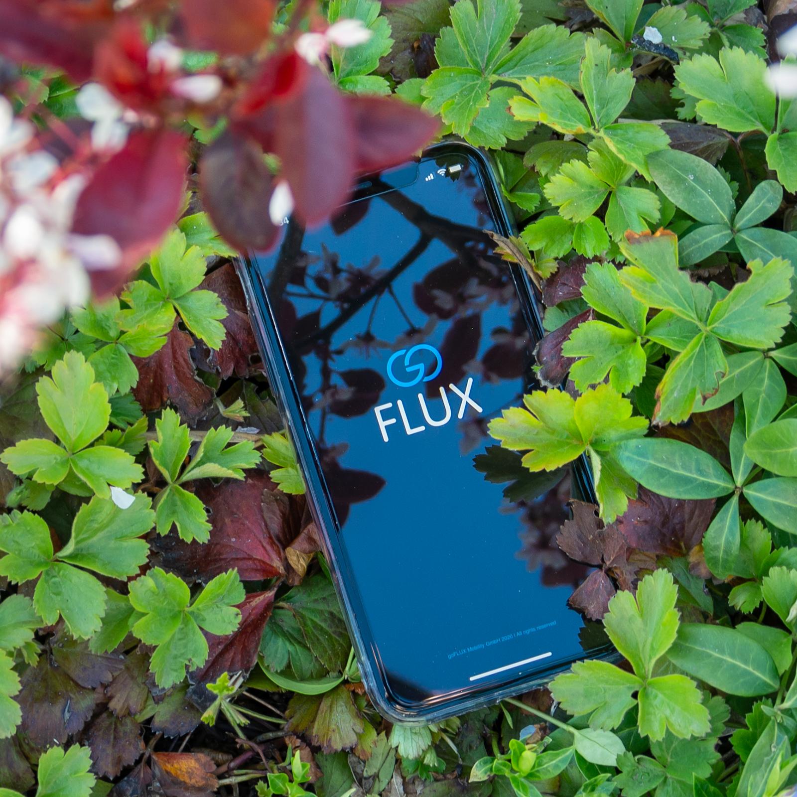 Nachhaltigkeit im goFLUX-Team I_Mobil
