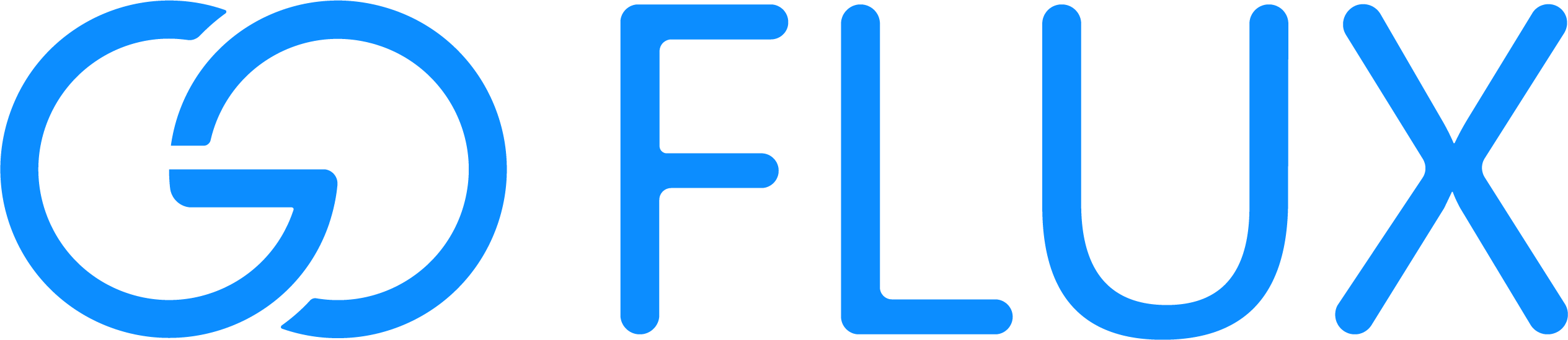 Logo der goFLUX Mobility GmbH